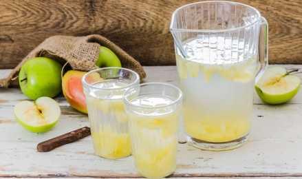 Классические рецепты яблочного компота на 3 литровую банку