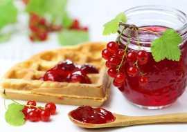 Самые вкусные рецепты желе из красной смородины