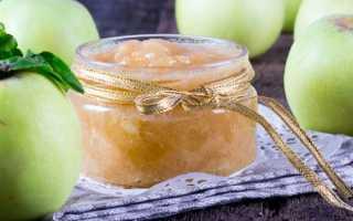 Джем из летних и осенних яблок: классика и ассорти