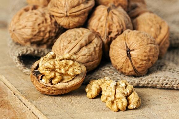 состав перегородок грецкого ореха