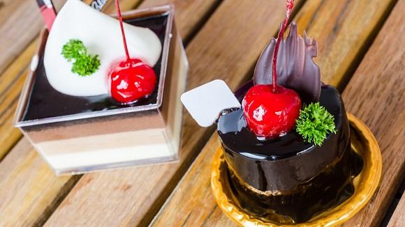 украшение для десертов