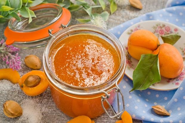приготовление абрикосового джема