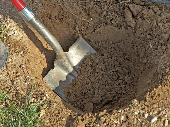 песчаная яма